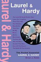 Laurel and Hardy by Brian J. Robb