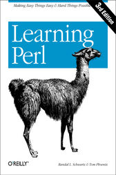 Learning Perl by Tom Phoenix