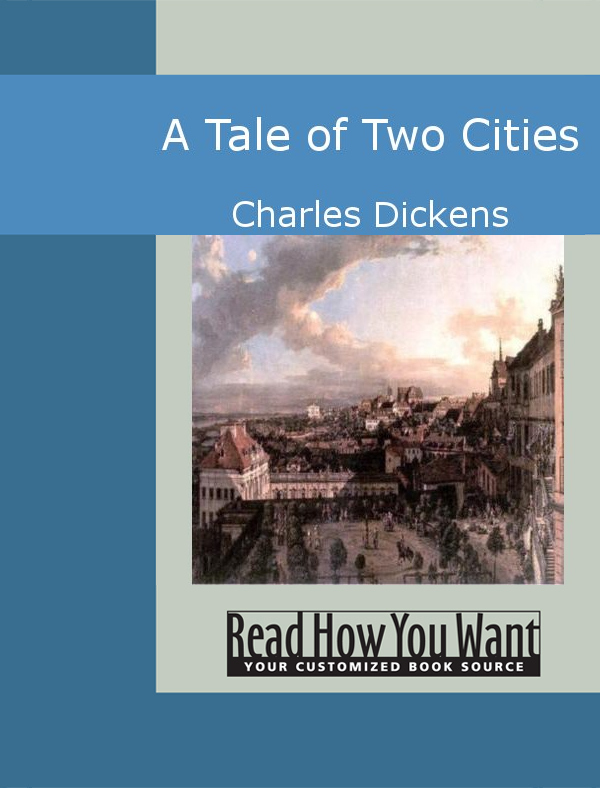 an analysis of the characters in the novel a tale of two cities by charles dickens