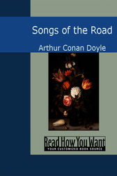 Songs of the Road by Arthur Conan Doyle