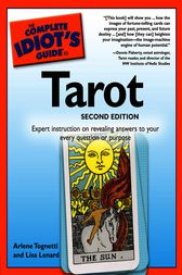 The Complete Idiot's Guide to Tarot, 2nd Edition by Arlene Tognetti