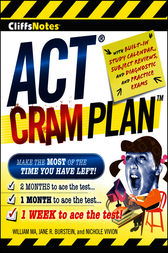 ACT Cram Plan by William Ma