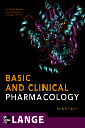 Basic and Clinical Pharmacology, 11th Edition by Bertram G. Katzung