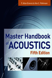 Master Handbook of Acoustics by F. Alton Everest