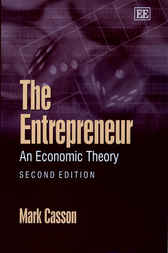 The Entrepreneur by M. Casson