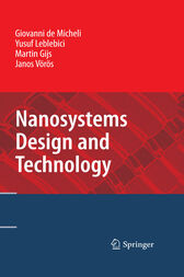 Nanosystems Design and Technology by Giovanni DeMicheli