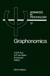 Graphonomics by H.S.R. Kao
