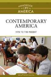 Contemporary America by Rodney P. Carlisle