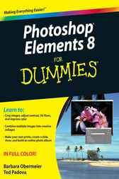 Photoshop Elements 8 For Dummies by Barbara Obermeier