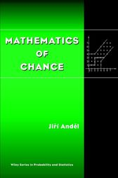 Mathematics of Chance by Jiri Andel