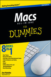 Macs All-in-One For Dummies by Joe Hutsko
