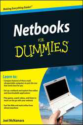 Netbooks For Dummies by Joel McNamara