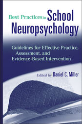 Best Practices in School Neuropsychology by Daniel C. Miller