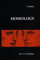 Homology by Novartis Foundation;  Brian Hall