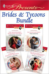 Brides & Tycoons Bundle by Catherine George