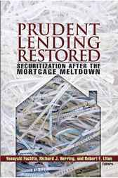 Prudent Lending Restored by Yasuyuki Fuchita