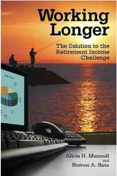 Working Longer by Alicia H. Munnell