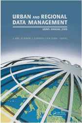 Urban and Regional Data Management by Alenka Krek