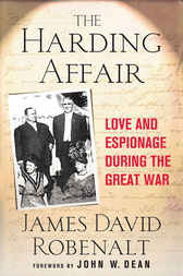 The Harding Affair by James David Robenalt