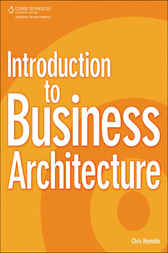 Introduction to Business Architecture by Chris Reynolds