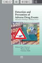 Detection and Prevention of Adverse Drug Events by R. Beuscart