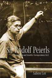 Sir Rudolf Peierls, 2 by Sabine Lee