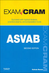 ASVAB Exam Cram by Kalinda Reeves