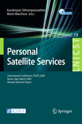 Personal Satellite Services by Kandeepan Sithamparanathan