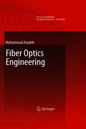 Fiber Optics Engineering by Mohammad Azadeh