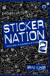 Sticker Nation 2 by Srini Kumar