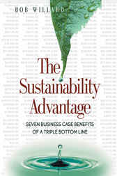 The Sustainability Advantage by Bob Willard