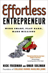 Effortless Entrepreneur by Nick Friedman