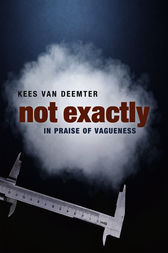Not Exactly by Kees van Deemter