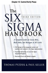 The Six Sigma Handbook: The Control / Verify Phase