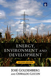 Energy, Environment and Development by Jose Goldemberg