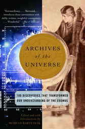 Archives of the Universe by Marcia Bartusiak
