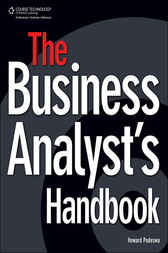 The Business Analysts's Handbook by Howard Podeswa