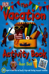 The Vacation Activity Book by Jane Bull