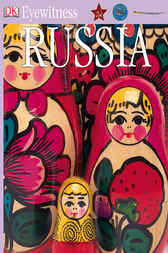 DK Eyewitness Books: Russia by Kathleen Murrell