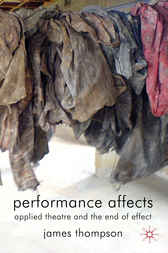 Performance Affects by James Thompson