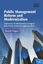 Public Management Reform and Modernization by Edoardo Ongaro
