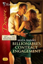 Billionaire's Contract Engagement by Maya Banks