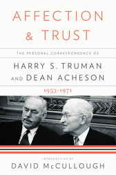 Affection and Trust by Harry S. Truman