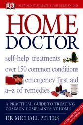 Home Doctor by DK Publishing;  Michael Peters