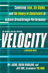 Velocity by Dee Jacob