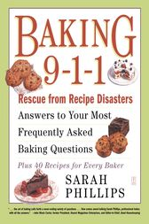 Baking 9-1-1 by Sarah Phillips