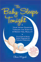 Baby Sleeps Tonight by Shari Mezrah