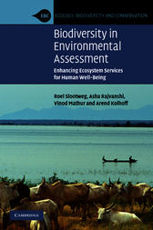 Biodiversity in Environmental Assessment by Roel Slootweg
