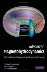 Advanced Magnetohydrodynamics by J. P. Goedbloed