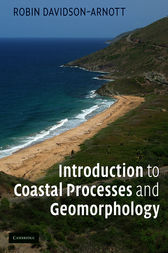 Introduction to Coastal Processes and Geomorphology by Robin Davidson-Arnott
